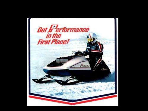 POLARIS 1972-1981 SNOWMOBILE SERVICE MANUALs 1973 1974 1975 1976 1977 1979 1980