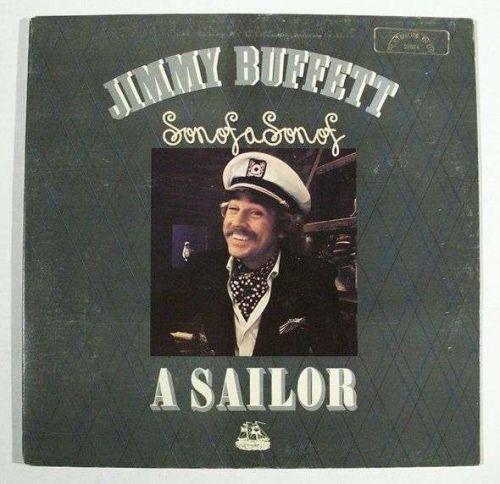 JIMMY BUFFETT ~ Son of a Son of A Sailor 1978 Pop Rock LP
