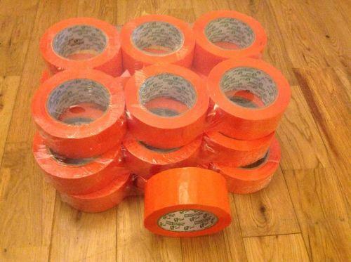 FOUR PACK - Orange C1500 GP high quality sealing tape 48mm x 100m x 2.0 mil