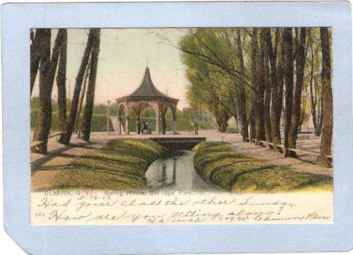 New York Elmira Spring House Eldridge Park ny_box3~982