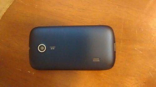AT&T Fusion U8652 - Blue (AT&T) Smartphone