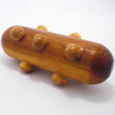 THAI WOODEN HAND MASSAGE HELP YOUR RELAX AND FEEL COMFORTABLE SMALL PORTABLE