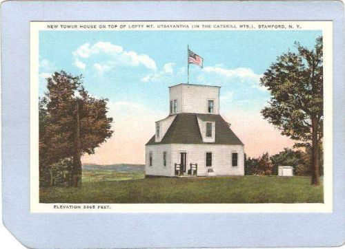 New York Stamford New Tower House On Top Of Lofty Mt Utsayantha ny_box3~1306
