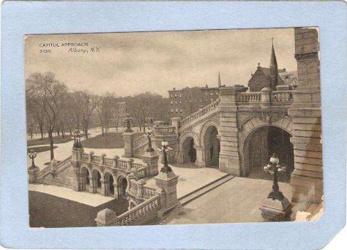 New York Albany Capitol Approach ny_box2~434