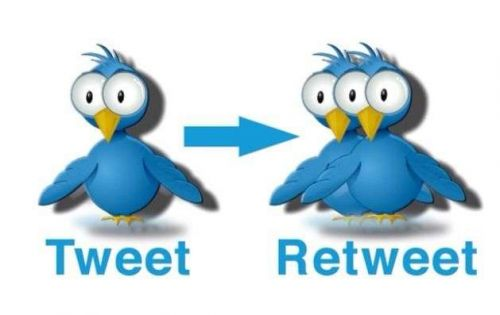 50 Twitter Retweets & Favorites Sale! 3 Tweets! Top Quality Retweets Promotion
