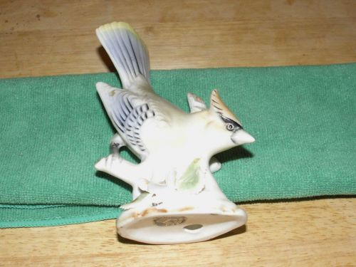 Bird Figurine - Says Wales on Bottom