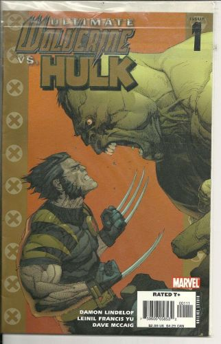 Ultimate Wolverine vs. Hulk #1 (Feb 2006, Marvel)