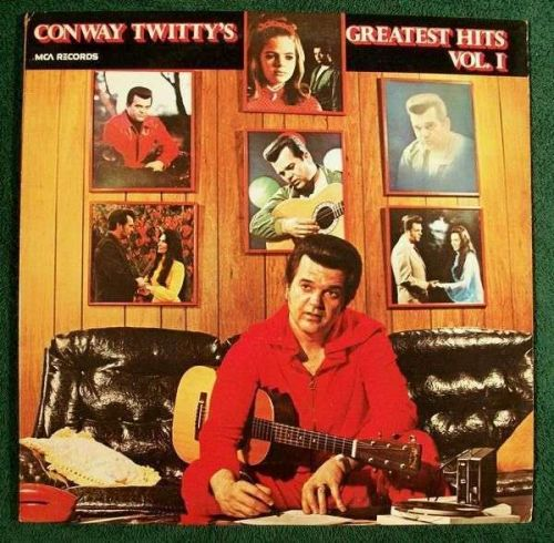 CONWAY TWITTY ~ Conway Twitty's Greatest Hits / Vol I 1978 Country LP