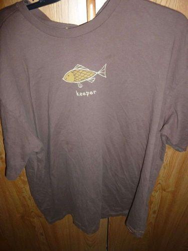 Life Is Good Good Karma Organic Cotton T Shirt SZ XL