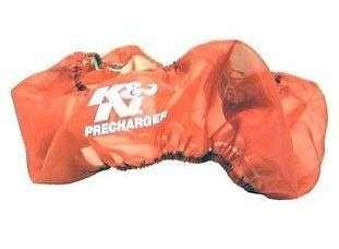 K&N E-3750PR Air Filter Wrap 14x4 made of polyester material