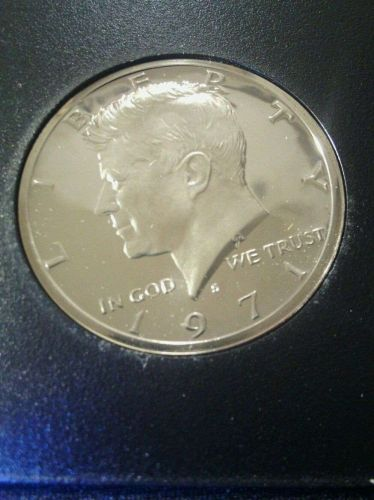 1971-S 50C (Proof) Kennedy Half Dollar