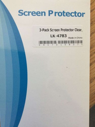 Lot Of 20 Packages of (3) Screen Protectors For Iphone 5s - (60 Total)