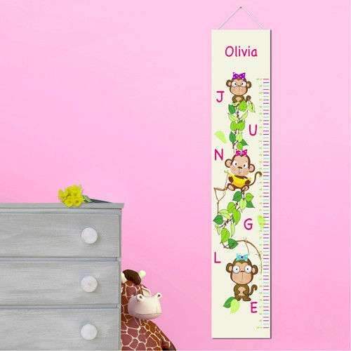 Kids Growth Charts -Multiple Choices- Free Personalization