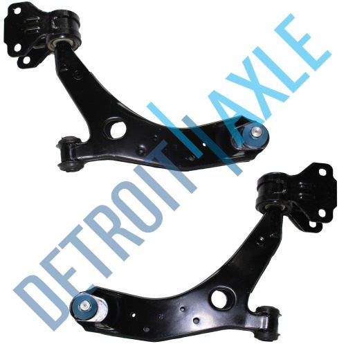 2 Front Lower Control Arm and Ball Joint Assembly Set Driver and Passenger Side
