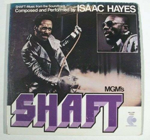 SHAFT ~ Isaac Hayes / Double Album 1971 Soundtrack LP