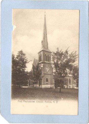 New York Aurora First Presbyterian Church ny_box2~721