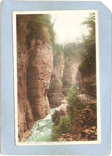 New York Ausable Chasm Point Lookout ny_box5~1498