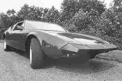 PANTERA PARTS MANUAL 200+pgs w/ DeTomaso Master Body & Chassis Parts List