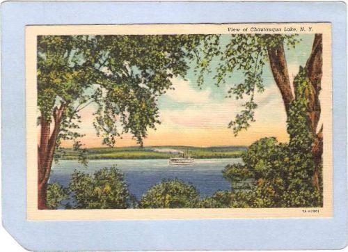 New York Chautauqua Lake View Of Chautauqua Lake ny_box3~856
