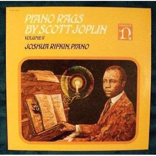 PIANO RAGS By SCOTT JOPLIN Volume II ~ Joshua Rifkin, Piano Ragtime LP