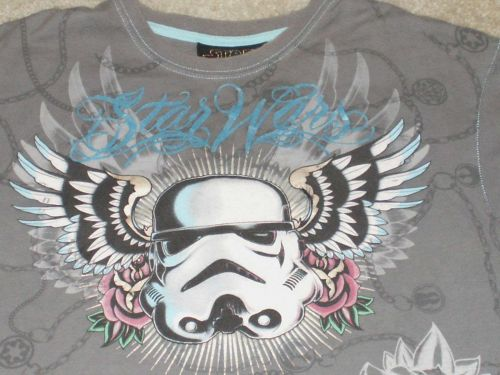 Star Wars Marc Ecko Cut & Sew 2008 Size XL - Excellent Condition