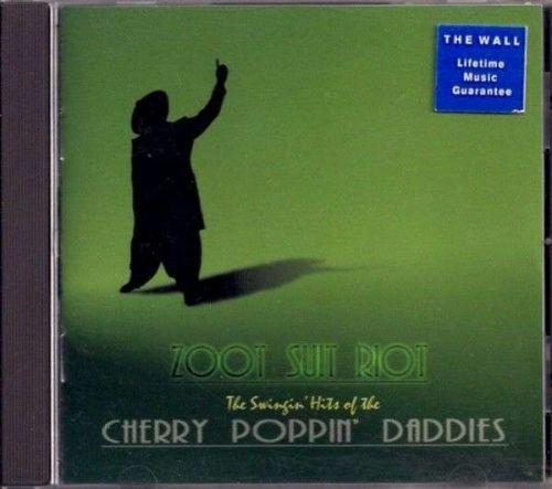 "CHERRY POPPIN' DADDIES ~ "" Zoot Suit Riot "" Funk Rock CD"
