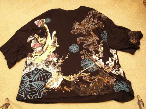 Brooklyn Xpress 6X Shirt Nice Pattern