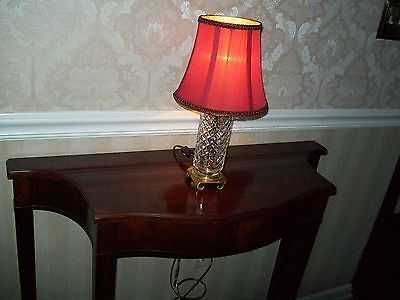 waterford lamp for bedroom