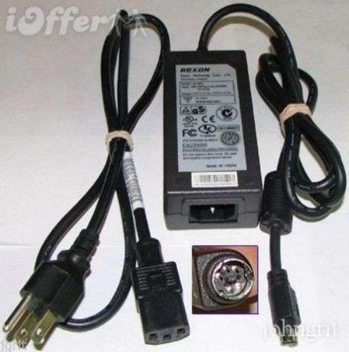 REXON AC 005 SWITCHING adapter cord 91-59063 power plug brick AC005 Que Drive