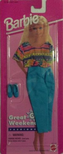 Barbie Fashion 68014-92 1995