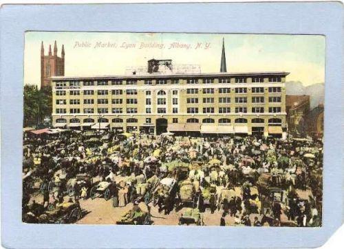 New York Albany Public Market Lyon Bulding ny_box2~394