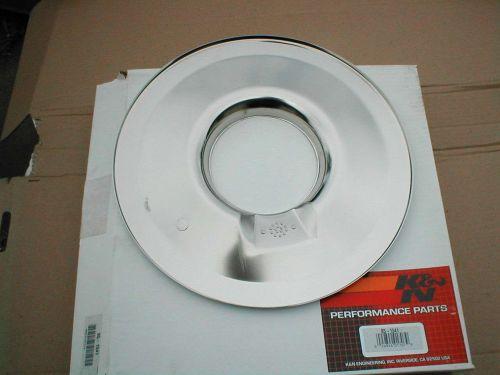 K&N Filters 14 inch 85-1541 Custom Air Filter bottom Plate