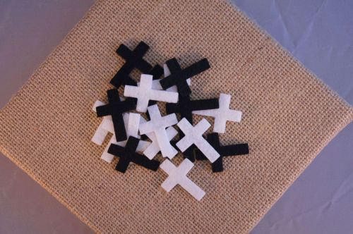 Cross Shaped Replacement Pads for Diffusing Mama's Aromatherapy Lockets