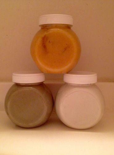 12oz Bentonite Clay Face Mask With Vitamin E Detox Scrub Volcanic