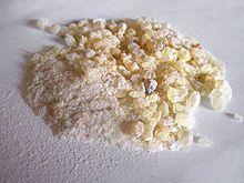 1/2 oz Gum Dammar Resin Incense