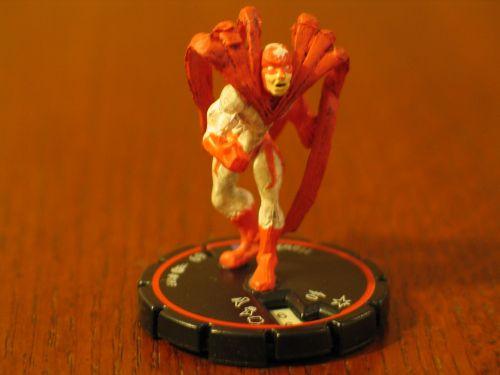 Heroclix DC Hypertime Veteran Hawk