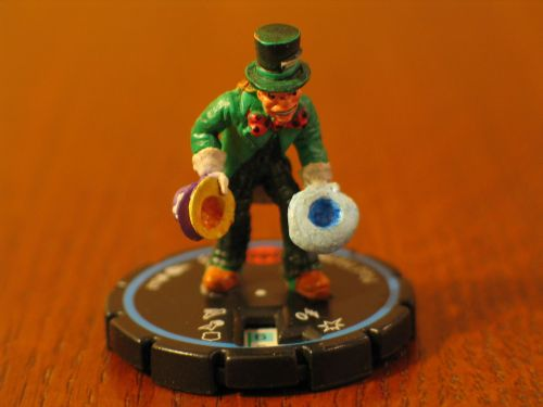 Heroclix DC Hypertime Experienced Mad Hatter