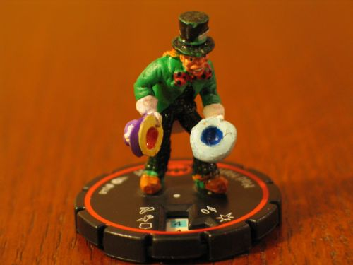 Heroclix DC Hypertime Veteran Mad Hatter
