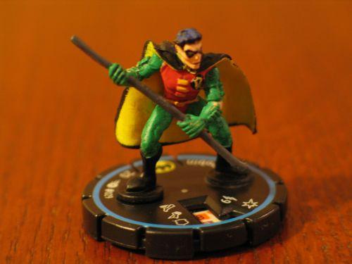 Heroclix DC Hypertime Experienced Robin
