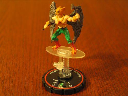 Heroclix DC Hypertime Veteran Hawkman
