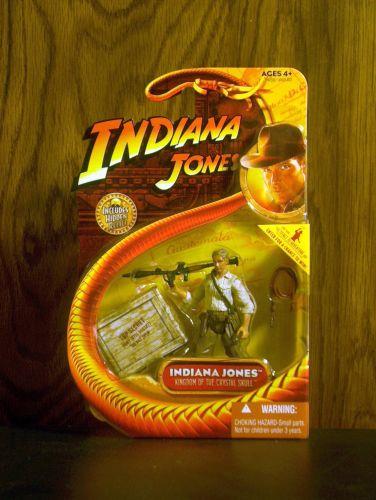 Indiana Jones with bazooka and whip by hasbro