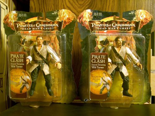Will Turner sword thrusting