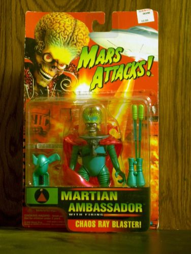 Martian Ambassader (no sound)