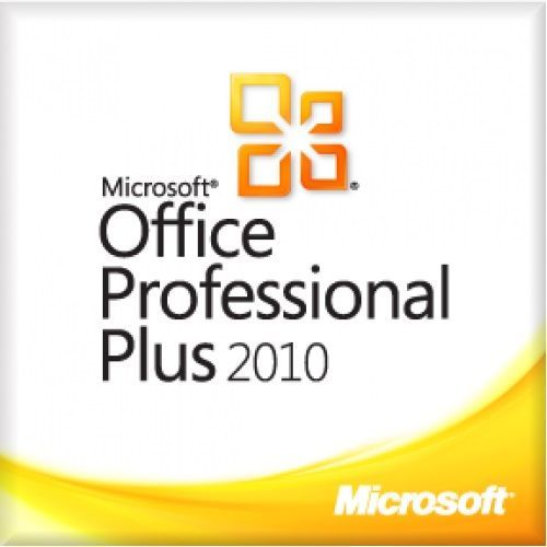Microsoft Office 2010 professional plus Activation CODE for 3 PC