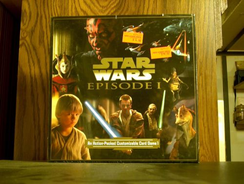 Star Wars Customisable Card Game