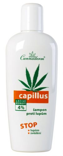 Capillus anti dandruff shampoo