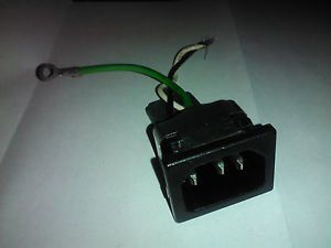 DESKTOP COMPUTER PC Wired Power supply Box AC Jack