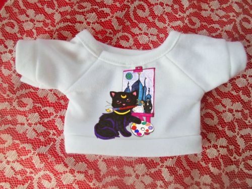 cat painting Doll Shirt