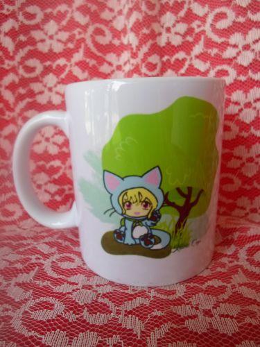 Catgirl mug