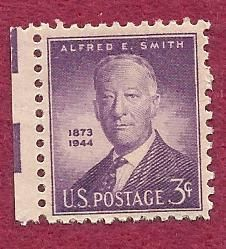 US 937 Mint NH VF 3 C Alfred E. Smith